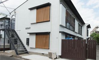 木造賃貸アパート